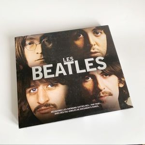 Other - Les Beatles By Terry Burrows In French Hardcover